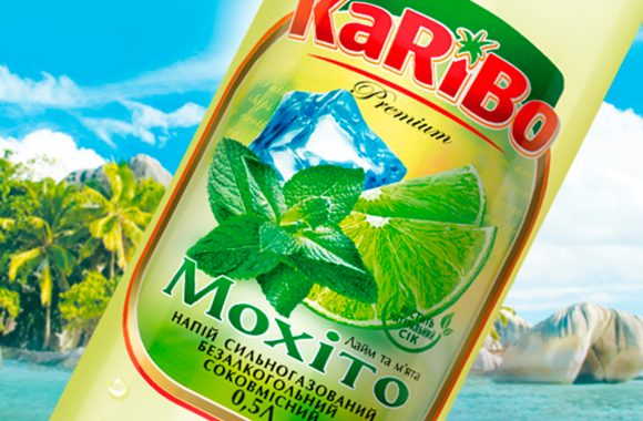 KARIBO drinks