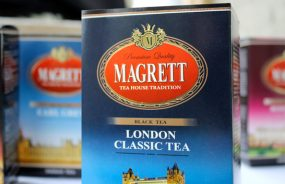 Redesign for Magrett Tea