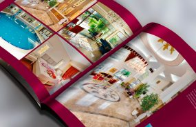 Design directory for the hotel chain (Turkey)